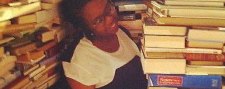 Learn about Chrissy and her passion for books