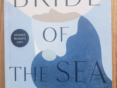 Bride of the Sea by Eman Quotah