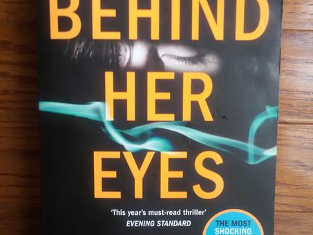 Behind Her Eyes- Sarah Pinborough