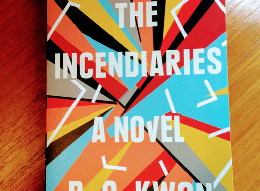 The Incendiaries- R. O. Kwon