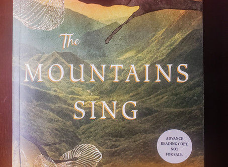 The Mountains Sing by Nguyễn Phan Quế Mai