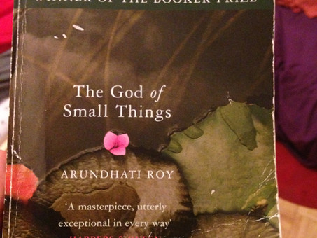 The God of Small Things- Arundhati Roy
