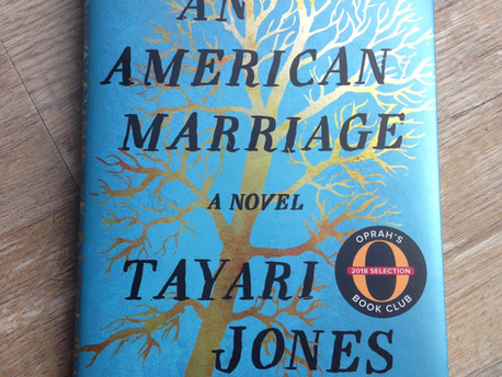 An American Marriage- Tayari Jones
