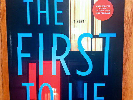 The First to Lie by Hank Phillippi Ryan