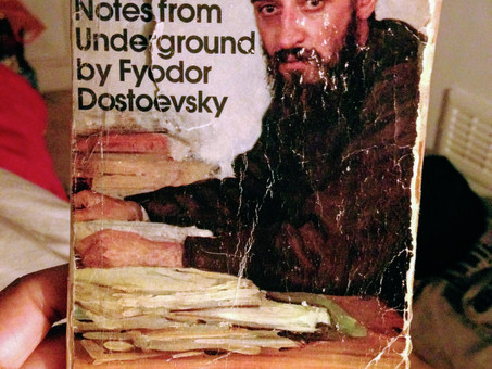 Notes from the Underground- Fyodor Dostoevsky
