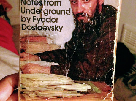 Notes from the Underground- Fyodor Dostoevsky