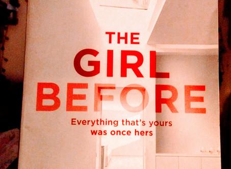 The Girl Before- JP Delaney