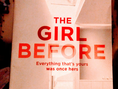The Girl Before- JP Delaney