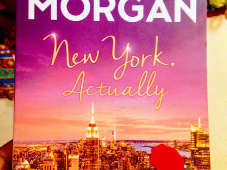 New York, Actually- Sarah Morgan