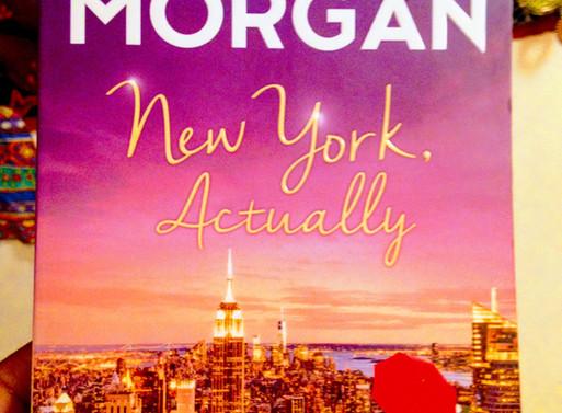 New York, Actually- Sarah Morgan