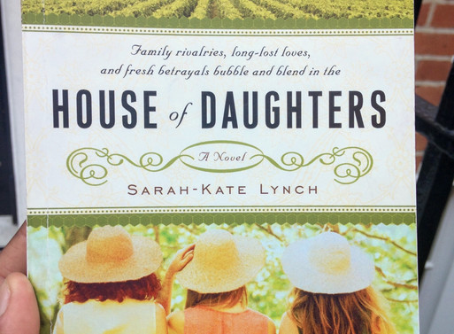 House of Daughters- Sarah-Kate Lynch