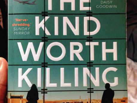 The Kind Worth Killing- Peter Swanson