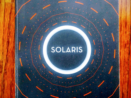 Solaris by Stanislaw Lem