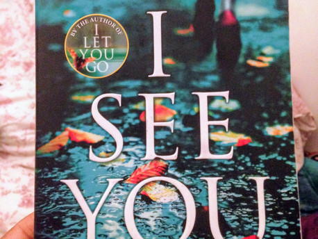 I See You- Claire Mackintosh