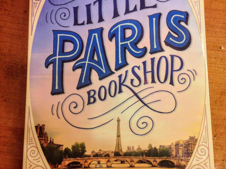 The Little Paris Bookshop- Nina George
