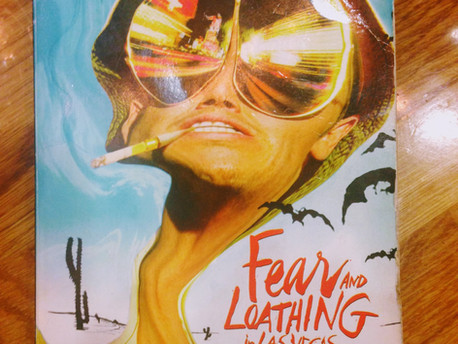 Fear and Loathing in Las Vegas- Hunter S. Thompson