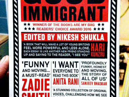 The Good Immigrant- Edited by Nikesh Shukla