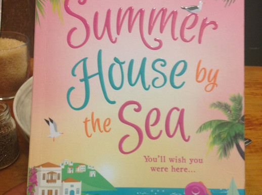 The Summer House by the Sea- Jenny Oliver