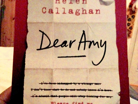 Dear Amy- Helen Callaghan