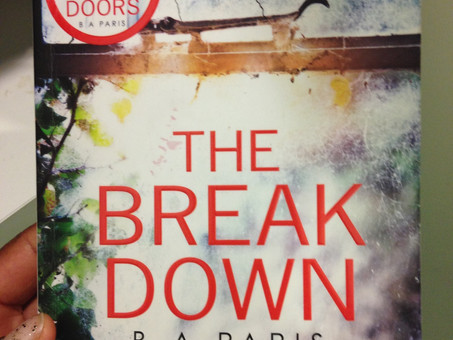 The Breakdown- B A Paris