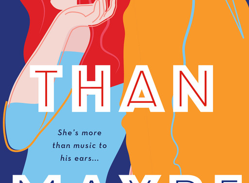 More Than Maybe by Erin Hahn   Blog Tour