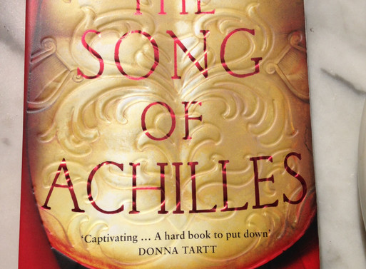 The Song of Achilles- Madeline Miller
