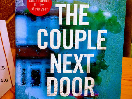 The Couple Next Door- Shari Lapena