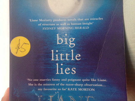Big Little Lies- Liane Moriarty