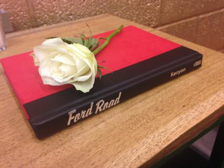 Ford Road- Amy Kenyon