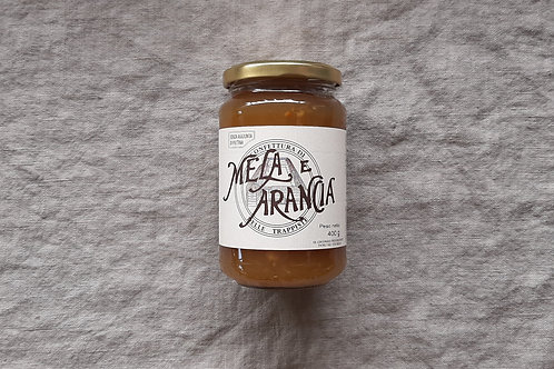 Marmellata di mela e arancia Monastero Vitorchiano Trappiste