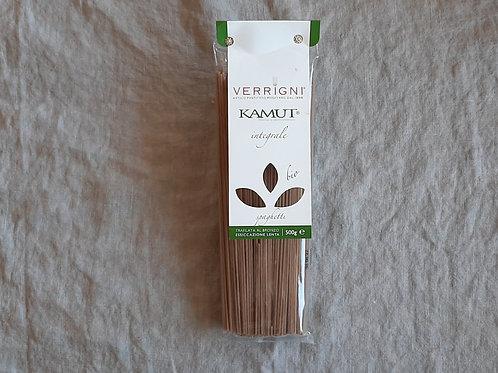 Spaghetti Kamut integrale 500gr