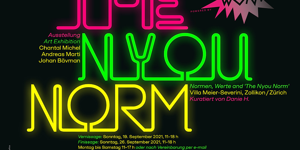 Exhibition 'The Nyou Norm'