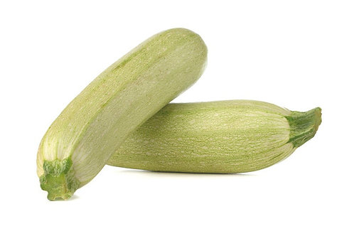 Bianco di Trieste Summer White Zucchini Squash 10 Seeds -Heirloom Vegetable
