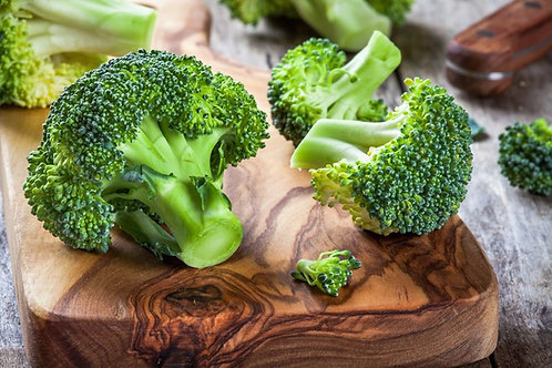 Broccoli Calabrese 100 Seeds Quality Vegetable Seeds