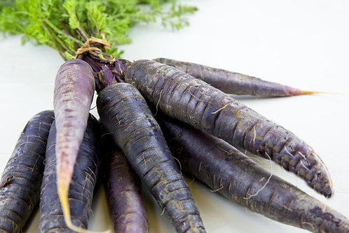 Purple Haze Carrot 100 Rare seeds