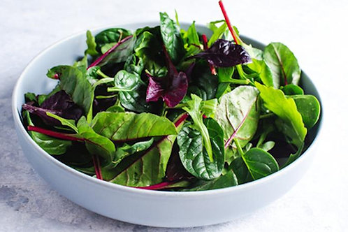 250 SEEDS - Garden Mesclun Mix Lettuce --Heirloom -Beautiful colors