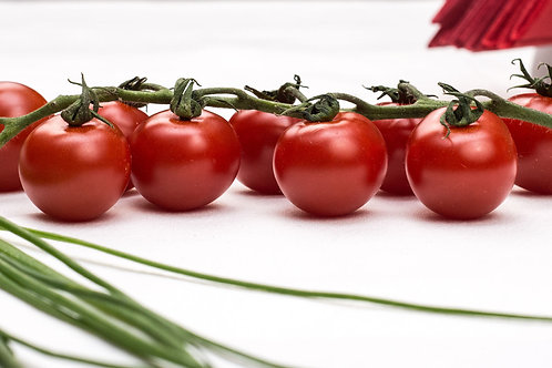 Small Red Cherry Tomato- Good for Sauce and Fresh Salsas