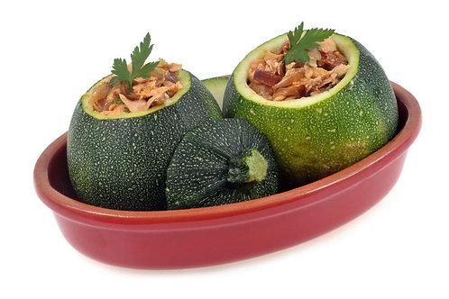 Round Zucchini Squash 10 Seeds -Heirloom Vegetable -Great Taste- High Quality