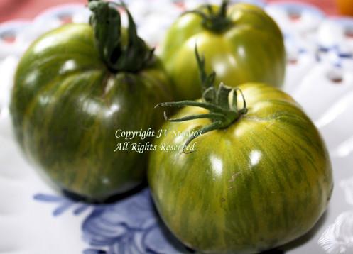 Aunt Ruby German Green Heirloom Tomato Seeds OP