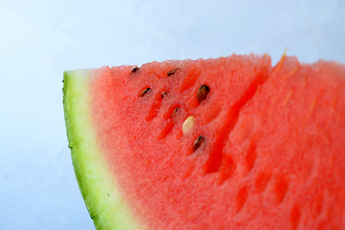 Crimson Sweet Watermelon Garden Seeds Heirloom Bursting with Sweet Flavor