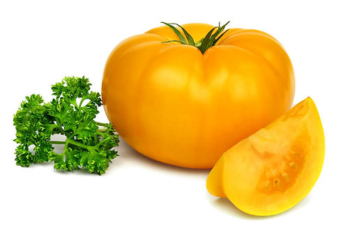 Yellow Jubilee Heirloom Tomato Seeds
