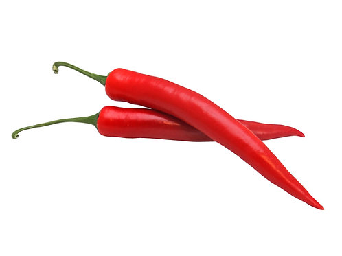 Chile Pepper Long Red Cayenne 10 Seeds Non GMO Beautiful Green to Red