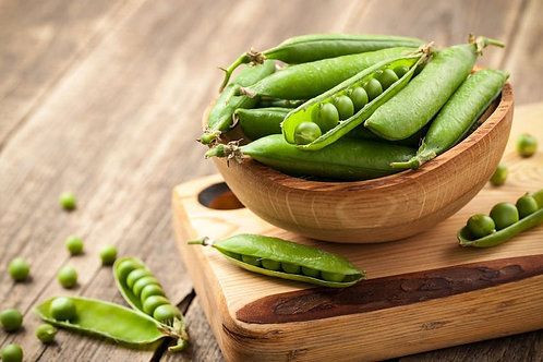 SUPER Sugar Snap pea- heirloom 50 seeds -Garden vegetable- Cool Weather