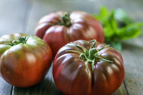 Black Brandywine Tomato Seeds OP Non GMO