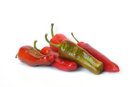 10 seeds Italian Pepperoncini Pepper -Sweet with a kick Flavor - Green To Red