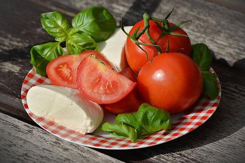 20 Seeds John Baer Tomato -Good for Sauce and Fresh- Freezing