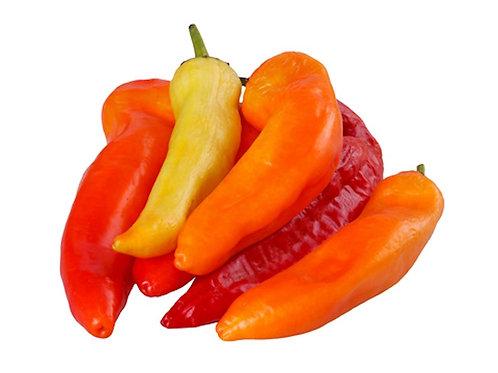 Bacskai Feher Pepper - 10 Seeds - all natural