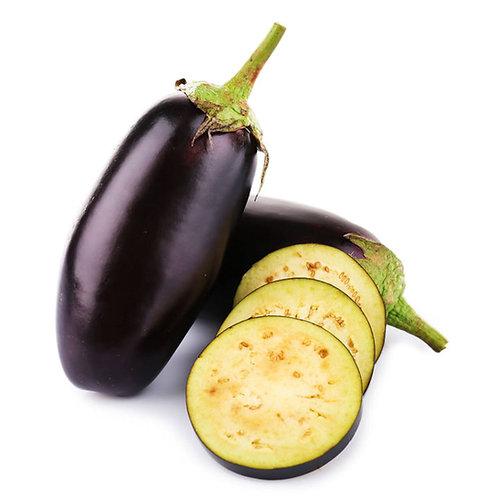 Black Beauty Eggplant Vegetable Seeds + recipe Aubergine