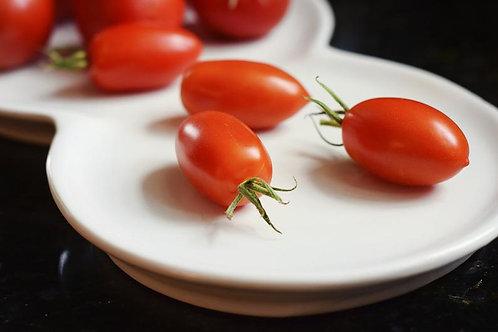 10 Seeds -Cherry Roma Tomato Garden Seed pack- Non GMO