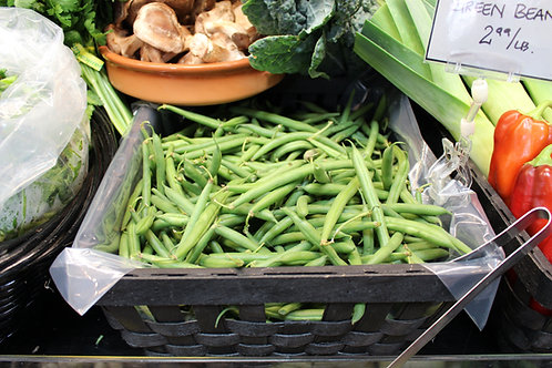 Kentucky Wonder Bush Bean Seeds 50 Seed Garden Pack= Commodore- Limited Supply